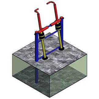 Тренажёр для workout ФС16 Полурама
