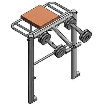 Тренажёр для workout ФС31 Качалка